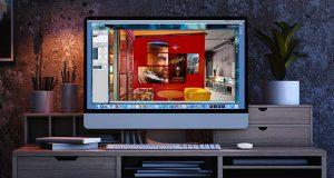 Aspect ratio preserved in creative video walls