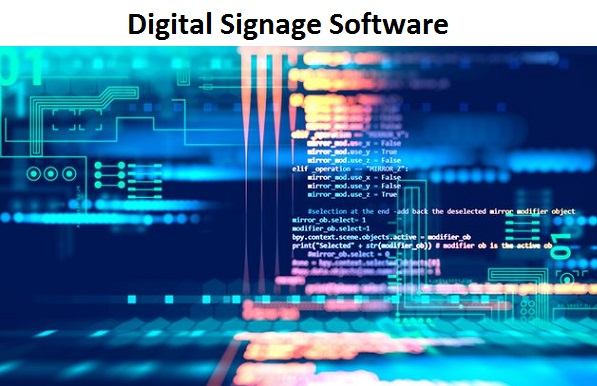 Booming Growth in Digital Signage Software Market By Top IT Sector like Scala Inc. , Signagelive , Broadsign International LLC , Omnivex Corporation